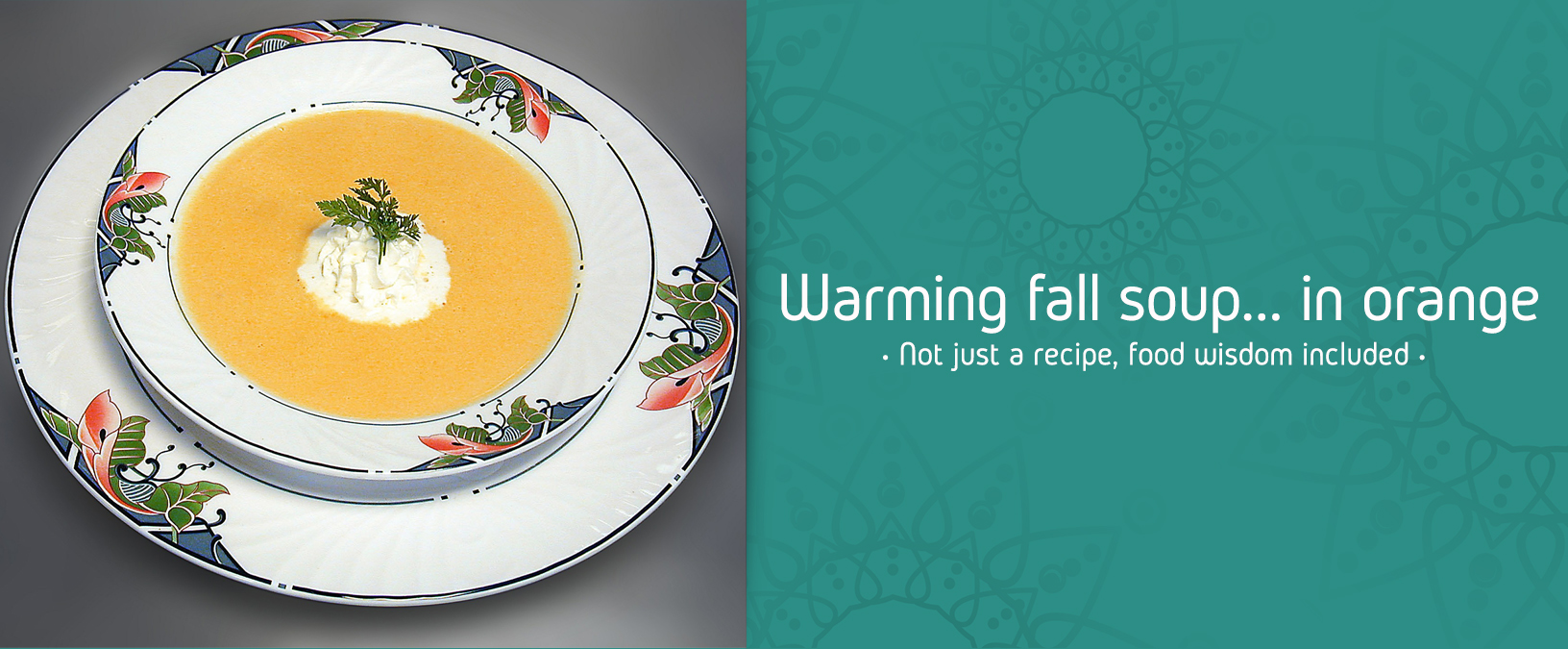 Warming Fall Soup