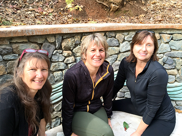 Body Joy retreat in Nevada City