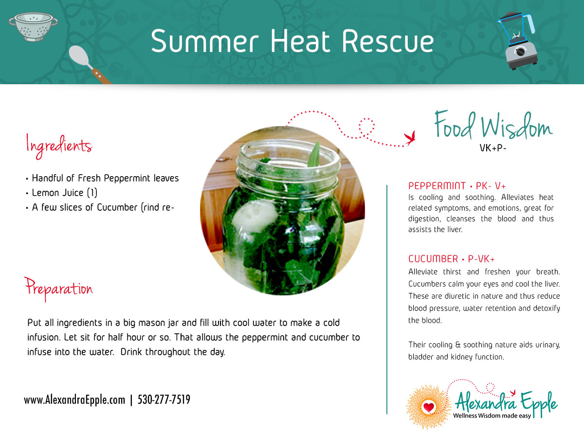 Summer-heat-rescue-recipe