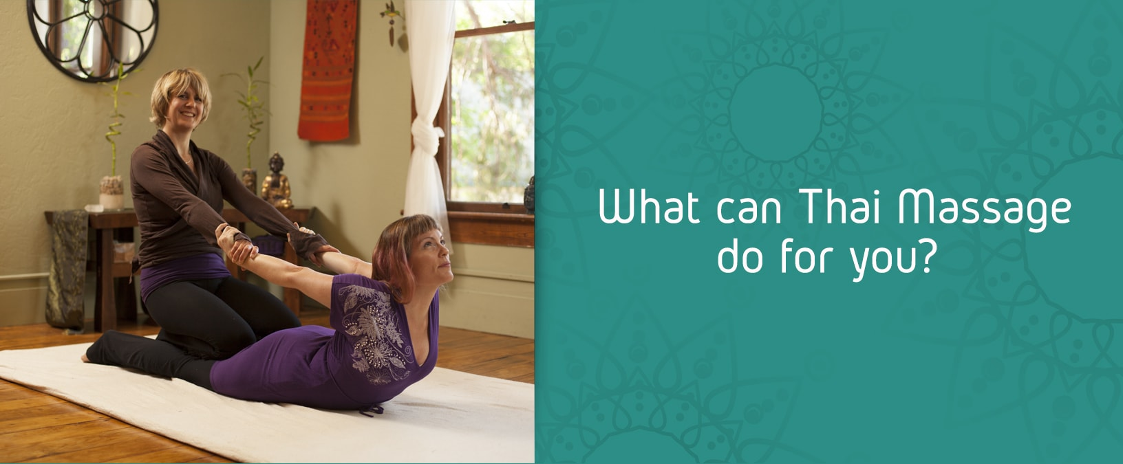 what can thai massage do for you
