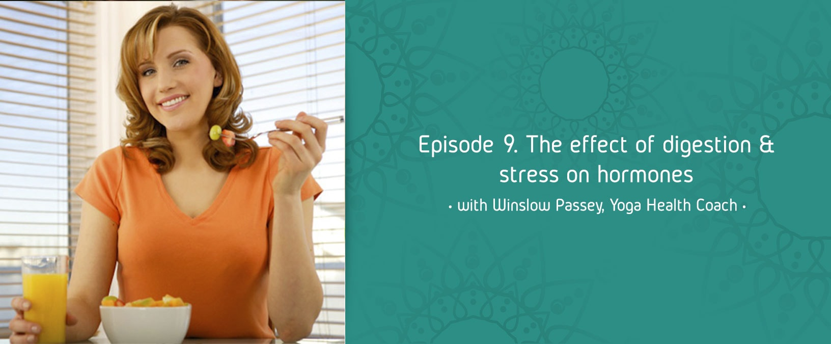 Episode 3. The effect of digestion & stress on hormones