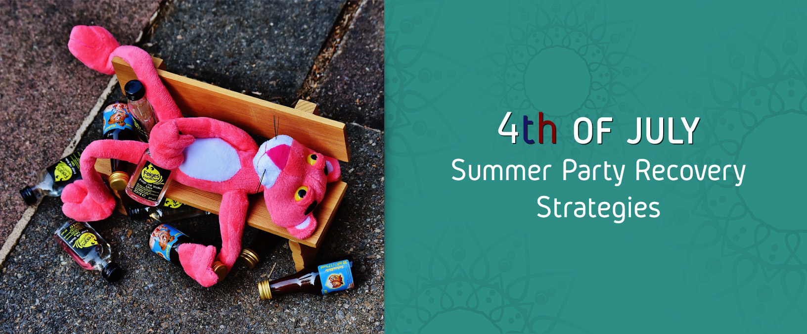 4th of July Summer Party Recovery Strategies