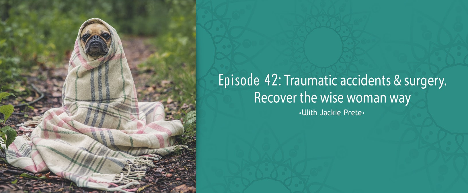 Traumatic Accidents & Surgery. Recover the wise woman way.